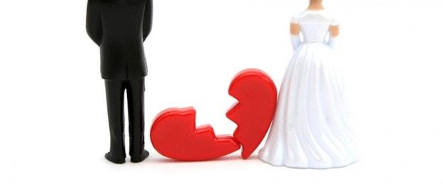 Ehepaar lässt sich scheiden