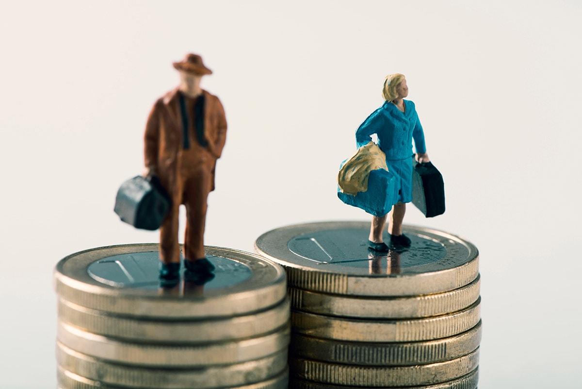Versorgungsausgleich Ehepaar Scheidung gleich
